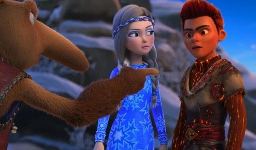 Снежная королева 2012 смотреть онлайн бесплатно в
